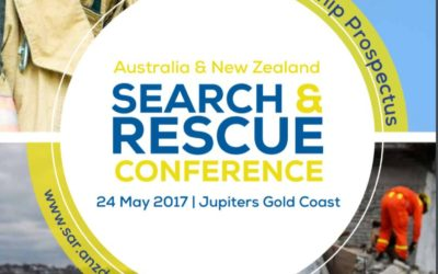 2017 Australian & New Zealand Search and Rescue Conference (ANZSAR)