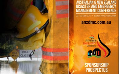 2017 Australian and New Zealand Disaster and Emergency Management Conference