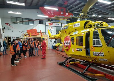 Helicopter safety training 20180820